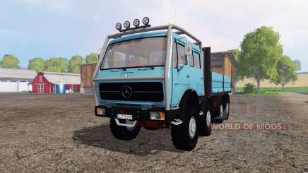 Mercedes-Benz NG для Farming Simulator 2015