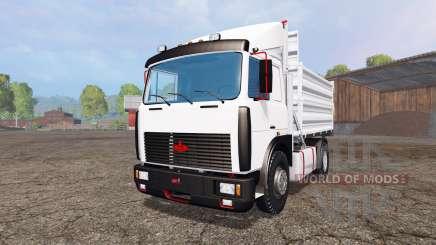 МАЗ 5550 для Farming Simulator 2015