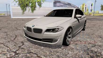 BMW 535i (F10) для Farming Simulator 2013