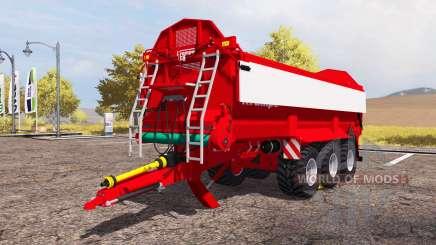 Krampe Bandit 800 v3.0 для Farming Simulator 2013