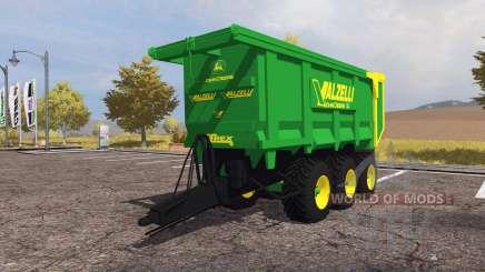Valzelli T-Rex для Farming Simulator 2013