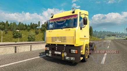 МАЗ 5440 для Euro Truck Simulator 2