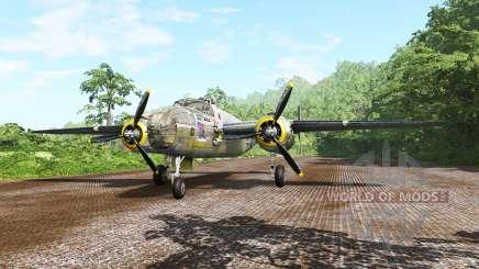 North American B-25 Mitchell v5.1 для BeamNG Drive