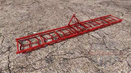 Навесная стерневая борона для Farming Simulator 2013
