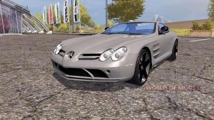 Mercedes-Benz SLR McLaren (C199) v2.0 для Farming Simulator 2013