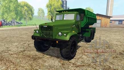 КрАЗ 255 для Farming Simulator 2015