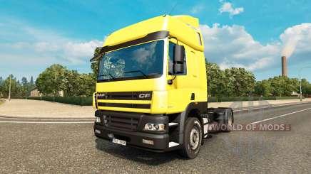DAF CF 85 v1.1 для Euro Truck Simulator 2