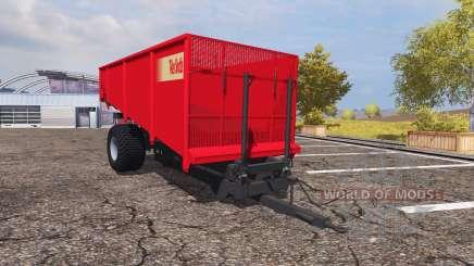 Vicon T-Rex Shuttle для Farming Simulator 2013