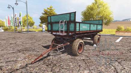 Mengele DR 57 для Farming Simulator 2013
