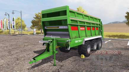 BERGMANN TSW 7340 S для Farming Simulator 2013
