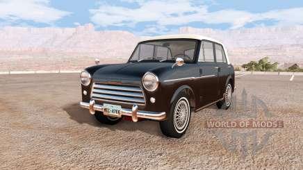 Satsuma 210 1958 v4.0 для BeamNG Drive