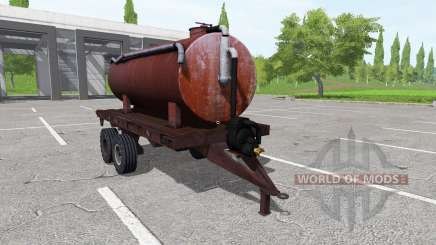 Trailer tank для Farming Simulator 2017