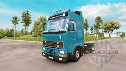 Volvo FH12 v2.0 для Euro Truck Simulator 2