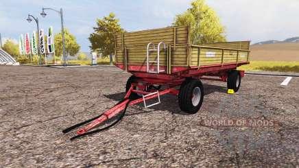 Krone Emsland ballcarts для Farming Simulator 2013