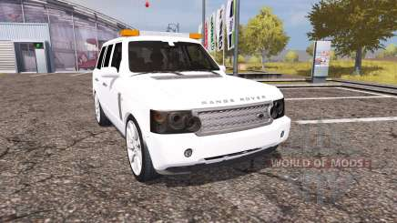 Land Rover Range Rover Supercharged (L322) для Farming Simulator 2013
