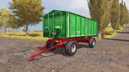 Kroger Agroliner HKD 302 multifruit v1.1 для Farming Simulator 2013