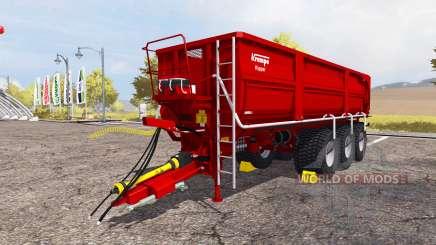 Krampe Big Body 900 S для Farming Simulator 2013