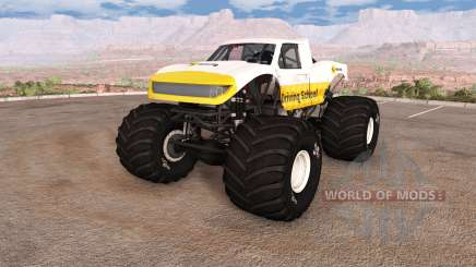CRD Monster Truck v1.06 для BeamNG Drive