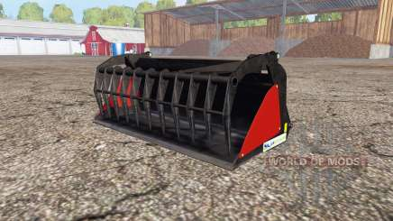 Juraccessoire grab bucket v1.1 для Farming Simulator 2015