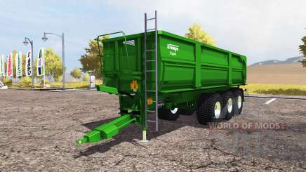 Krampe Big Body 900 S multifruit v1.5 для Farming Simulator 2013