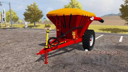 Jan Tanker 10500 для Farming Simulator 2013