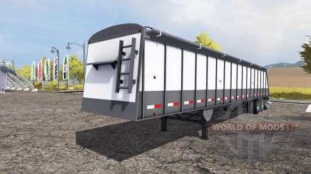 Cornhusker trailer v2.0 для Farming Simulator 2013