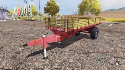 Krone Emsland EDK для Farming Simulator 2013