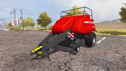 Massey Ferguson 2190 Hesston v3.0 для Farming Simulator 2013