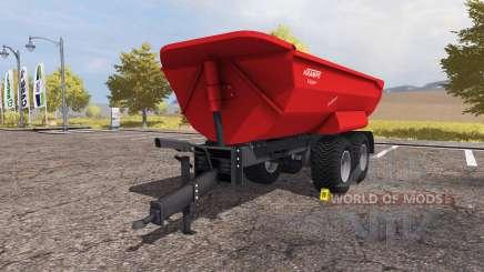 Krampe Halfpipe HP 20 v1.1 для Farming Simulator 2013