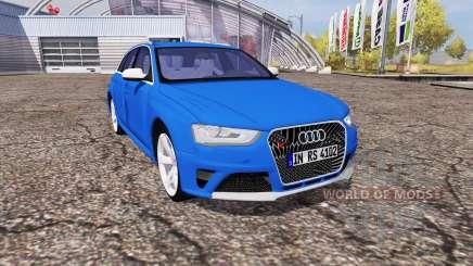 Audi RS4 Avant (B8) для Farming Simulator 2013