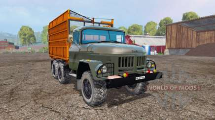 ЗиЛ 131 v1.1 для Farming Simulator 2015