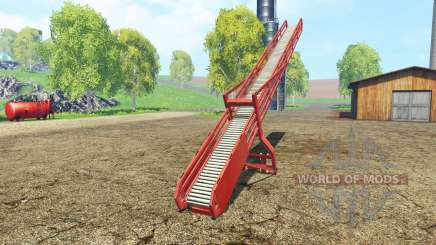 Conveyor belt v3.2.6 для Farming Simulator 2015