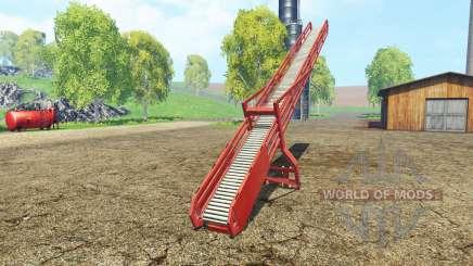Conveyor belt v3.2.6 для Farming Simulator 2015