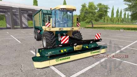 Krone BiG L 500 Prototype для Farming Simulator 2017
