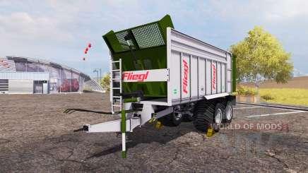 Fliegl Gigant ASW 268 для Farming Simulator 2013
