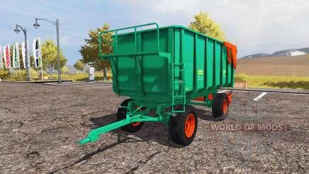 Aguas-Tenias GAT v1.6 для Farming Simulator 2013