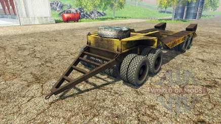 ЧМЗАП 5212 для Farming Simulator 2015