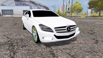 Mercedes-Benz CLS 350 CDI (C218) для Farming Simulator 2013