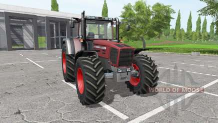 Fendt Favorit 818 v3.0 для Farming Simulator 2017