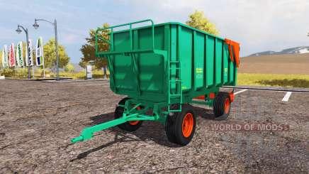 Aguas-Tenias GAT для Farming Simulator 2013