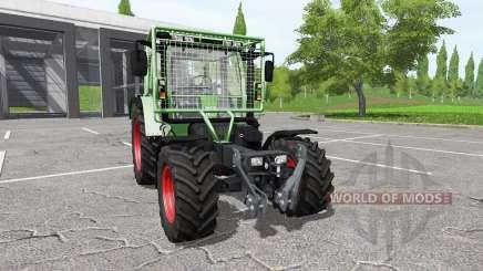 Fendt 380 GTA Turbo для Farming Simulator 2017