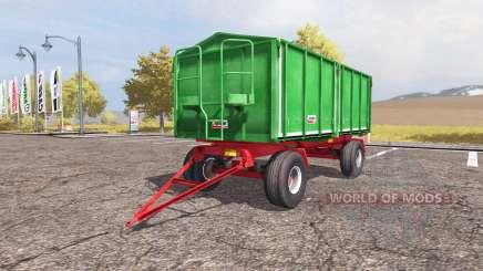 Kroger Agroliner HKD 302 multifruit для Farming Simulator 2013