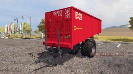 Vicon T-Rex Shuttle v2.0 для Farming Simulator 2013