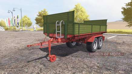 Krone Emsland TDK для Farming Simulator 2013