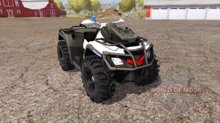 Polaris Sportsman 4x4 для Farming Simulator 2013