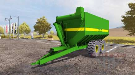 Trufab 40T для Farming Simulator 2013