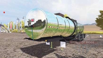 Fertilizer trailer для Farming Simulator 2013