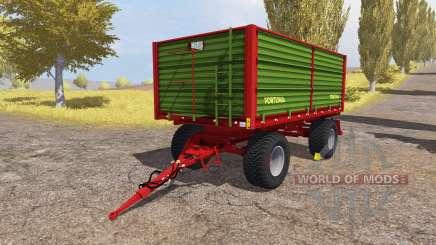 Fortuna K180-5.2 v1.4 для Farming Simulator 2013