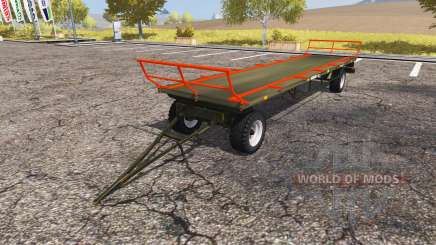 URSUS T-665 для Farming Simulator 2013
