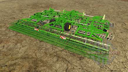 John Deere cultivator для Farming Simulator 2015